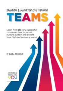 branding and marketing you through teams book